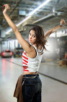 Rgv Attack heroine Surabhi Sizzling Photo Shoot HeyAndhra