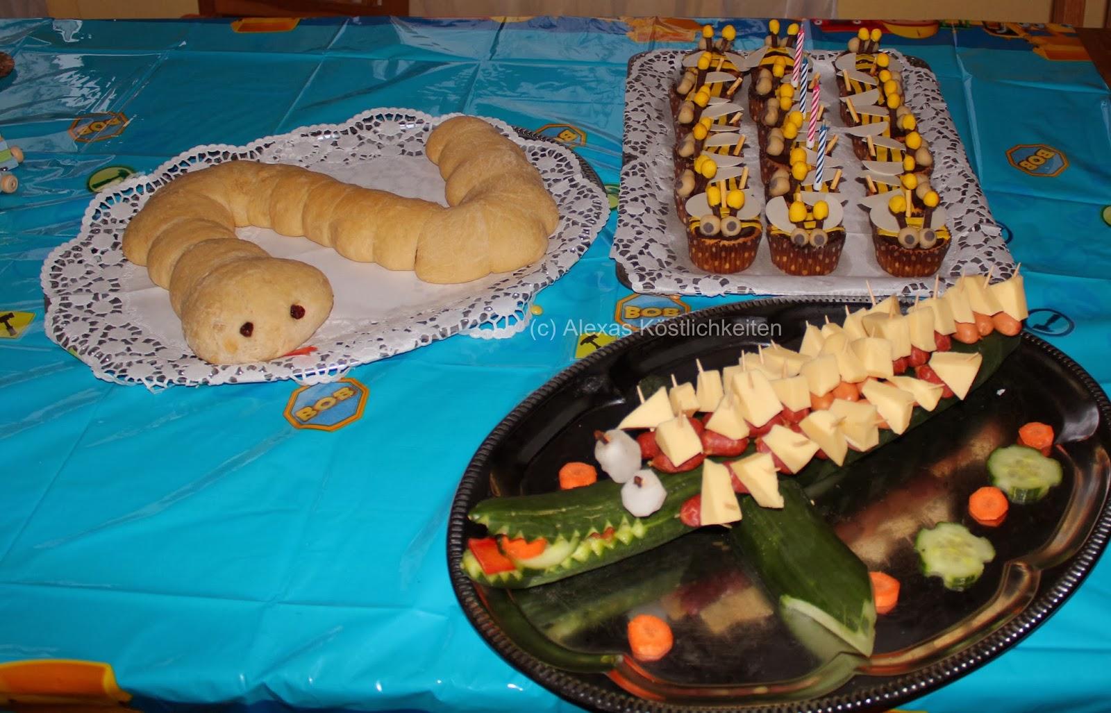 Schön Fingerfood Kindergeburtstag Ideen Von