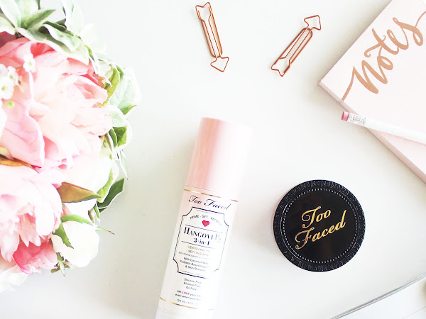 Prep & Set With Too Faced