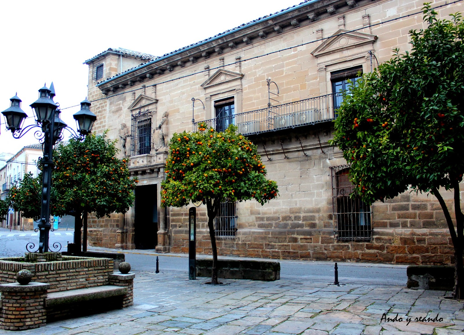 Palacio de la Rambla en Úbeda