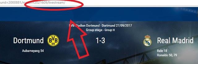 hướng dẫn xem giải bóng đá Champions League