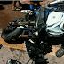 Acidente entre motociclista e caminhonete em Tianguá, deixa um morto no Ceará