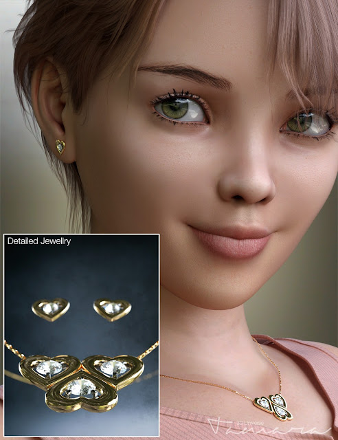 Tamara Bundle for Genesis 3 Female