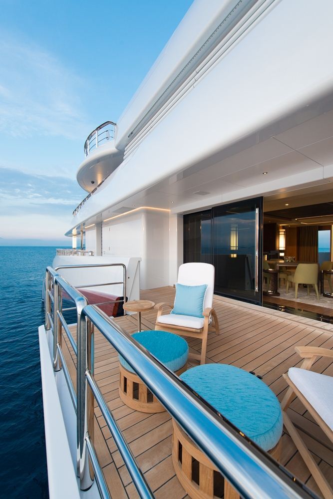 Luxury Yacht Engine Room: Passion For Luxury : Nirvana Superyacht By Oceanco