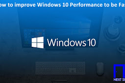 How to speed up the performance of Windows 10 on a PC-Laptop