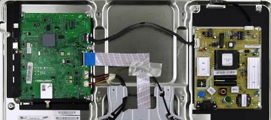 LED TV LCD PDP Repairing : NO SOUND IN SAMSUNG UN46D6000