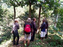 Penelusuran Situs Ciung Wanara di Gunung Aseupan Darmaraja Akhirnya Ketemu Juga