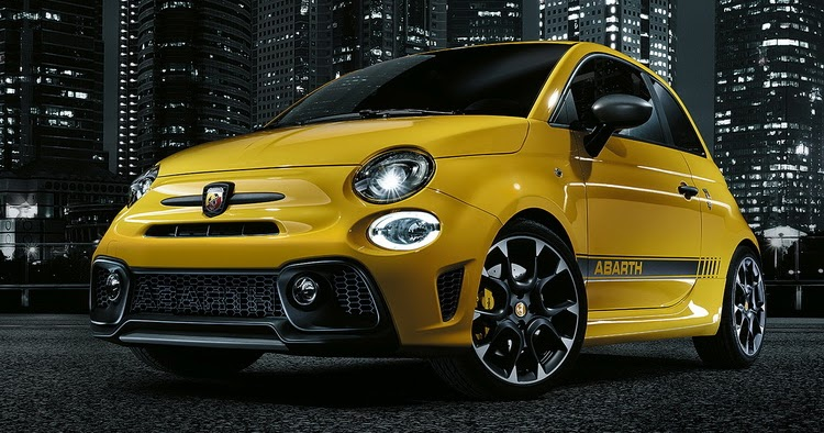 Updated Abarth 595 Revealed With A Slight Bump In Power