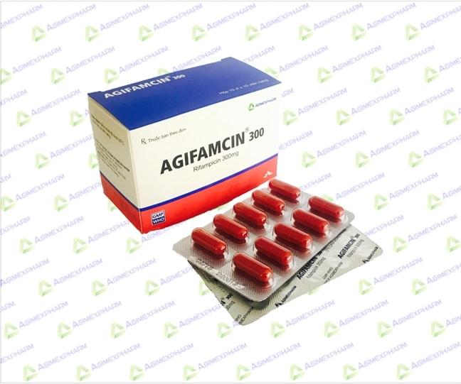Thu hồi kháng sinh Agifamcin 300 do phát hiện thuốc giả
