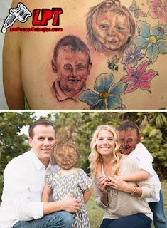 Los peores tatuajes de hijos
