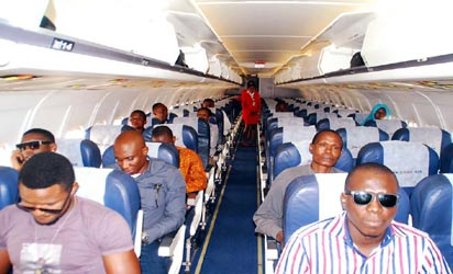 dead man arik air lagos