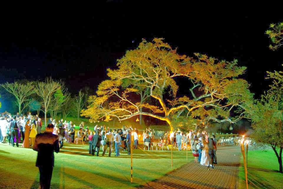 festa - recepção - casamento ao ar livre - casamento a noite - vale verde betim