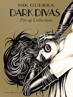 [7BD] Dark Divas - Pin-up Collection de Nik Guerra