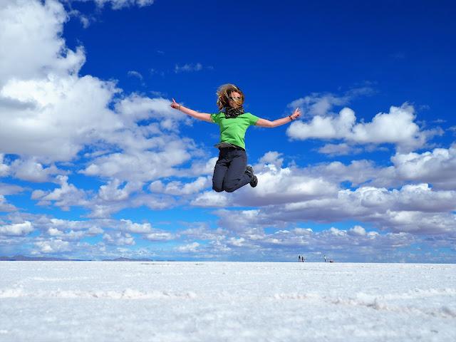 Salzwüste, Fotos