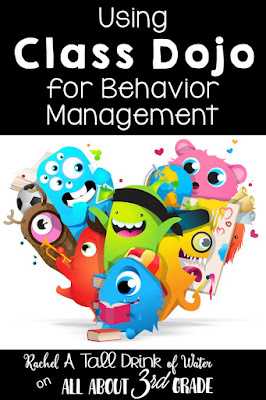 How to use Class Dojo as your classroom behavior system! It includes parent communication!