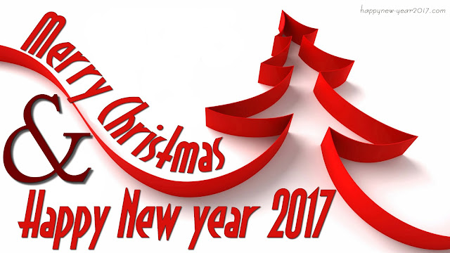 Merry Christmas 2016 and Happy New Year