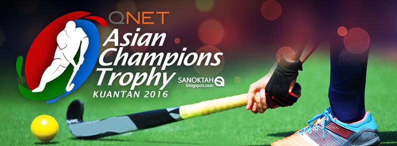 Hoki Trofi Juara-Juara Asia 2016