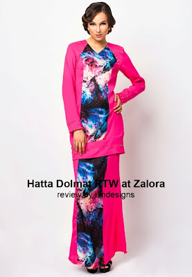 trendy baju kurung designs