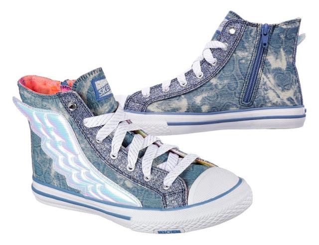 Skechers aircooled memory foam zapatillas parecidas a las converse all star con alas alitas