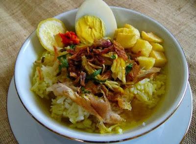 Resep Membuat Soto Ayam Spesial Dan Sederhana