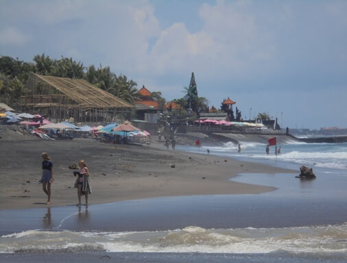 Echo Beach Canggu Bali, Pantai Batu Mejan Bali