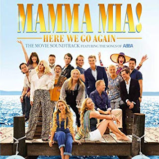 Mamma Mia! Here We Go Again OST climbs to No. 1 on UK's Albums Chart