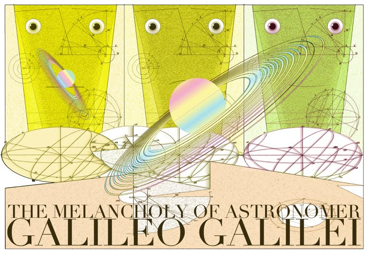 The melancholy of astronomer