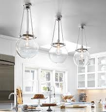 Rejuvenation Globe pendant with clear glass & Building our dream home from the ground up: Design Inspiration ...