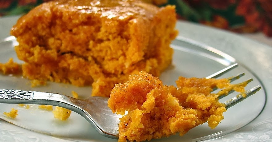 Ingredient Pumpkin Cake With Apple Cider Glaze