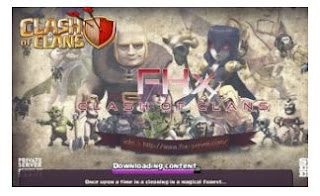 Download Clash of Clans Mod FHx v8