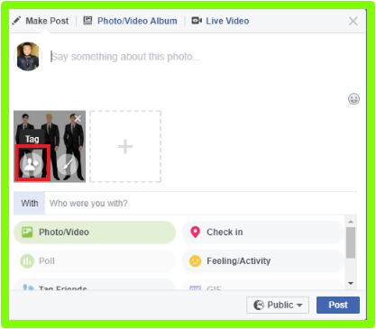 How To Tag On Facebook