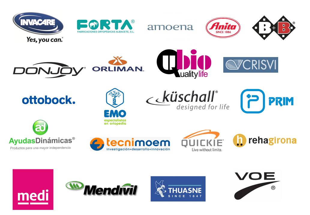 colchon plus logotipos de marcas de colchones y complementos
