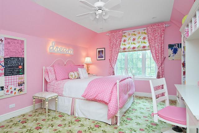 Trang trí phòng ngủ theo phong cách Hàn Quốc 02