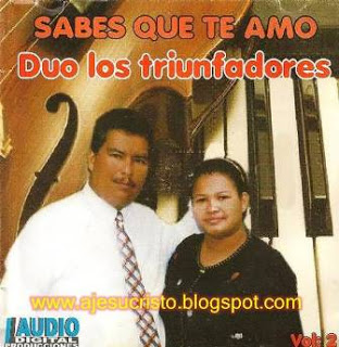 Dúo Los Triunfadores-Vol 2-Sabes Que Te Amo-
