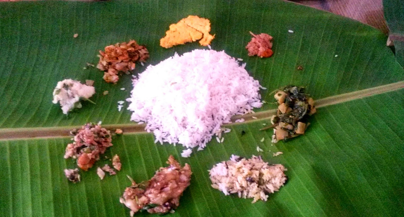 Assamese food at Uruka Hyderabad