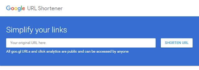 Google Segera Hentikan Layanan Pemendek URL Goo.gl