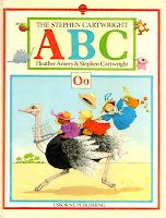 The Stephen Cartwright ABC editado por Usborne Publishing