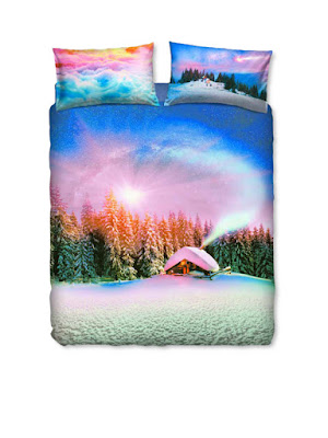Snowly landscape de Bassetti Imagine. Funda Nórdica