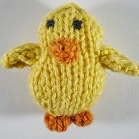 http://www.ravelry.com/patterns/library/springtime-wreath-chicks-and-eggs