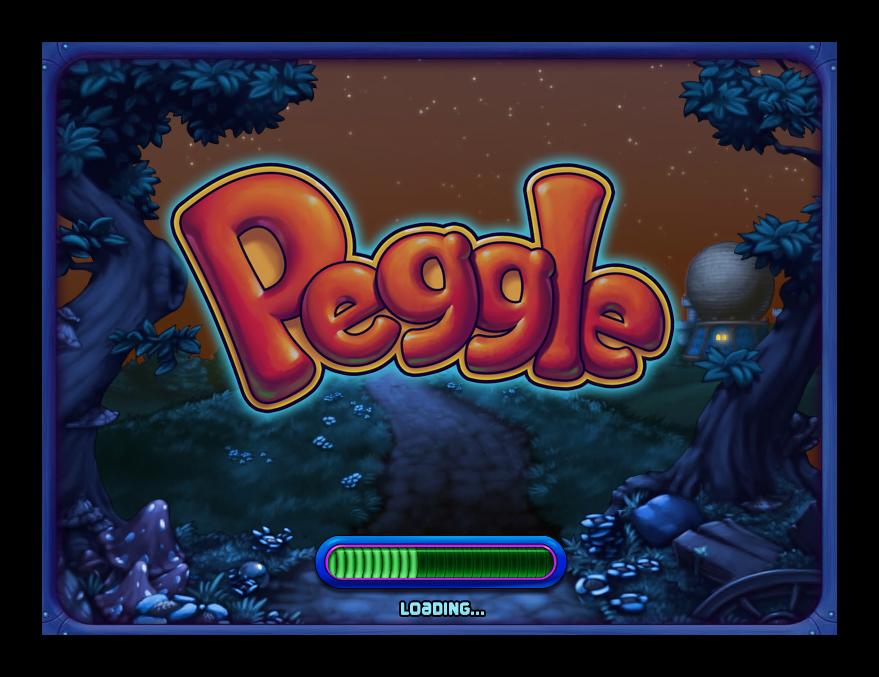 Peggle Nights Deluxe - Katılımsız Oyun