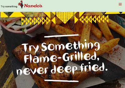 Nando's Malaysia FREE ¼ PERi-PERi Chicken SMS Voucher