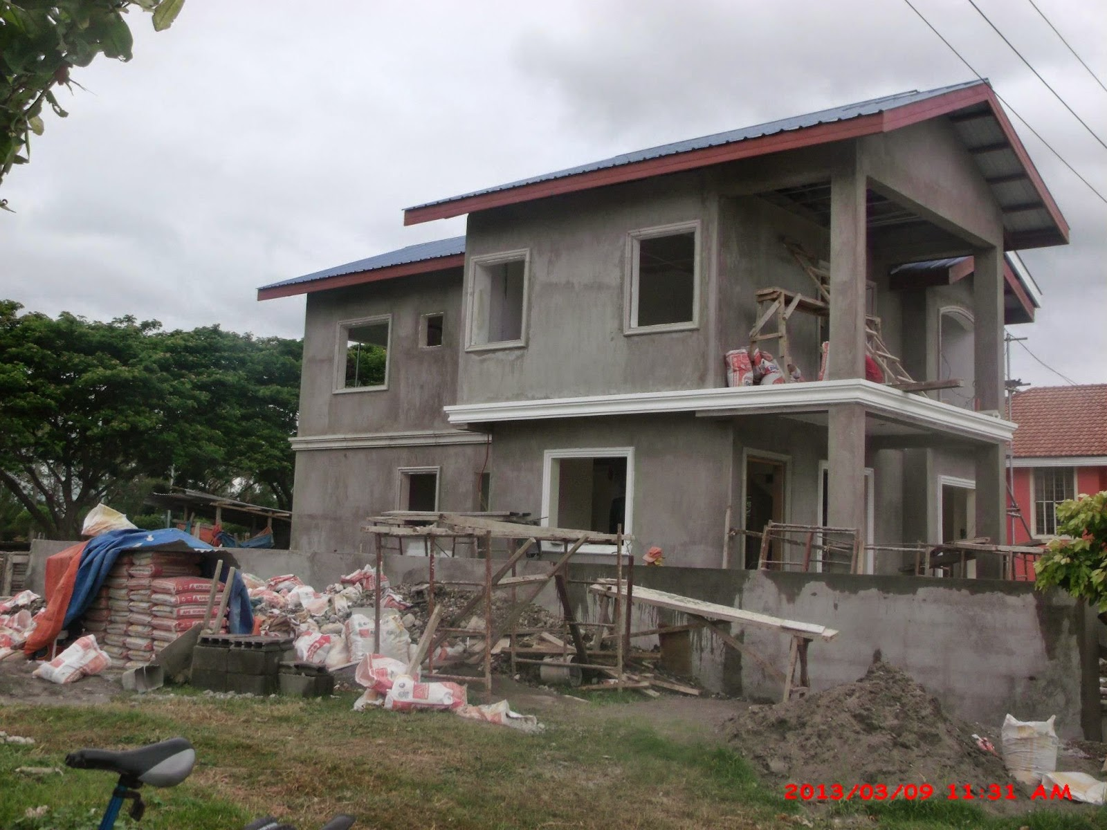 Design house plans philippines home design and style for Philippine house designs
