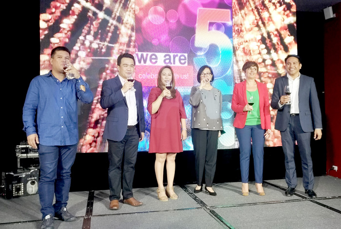 Park Inn by Radisson Davao Celebrates 5th Anniversary