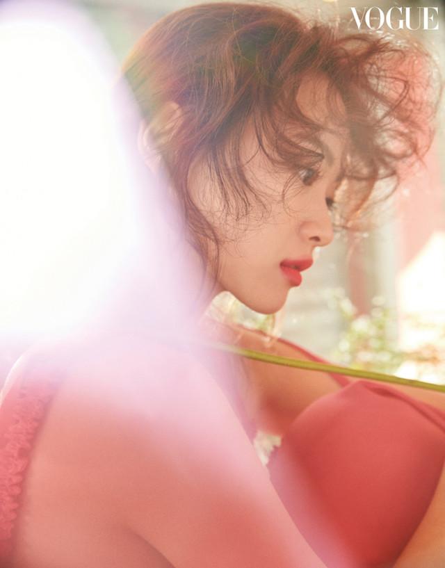 Chun Woo Hee, Chun Woo Hee Vogue, Chun Woo Hee  2017
