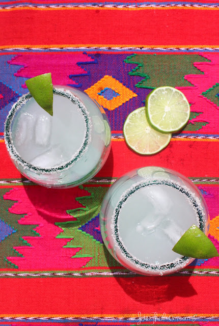 Classic Margarita for Cinco de Mayo