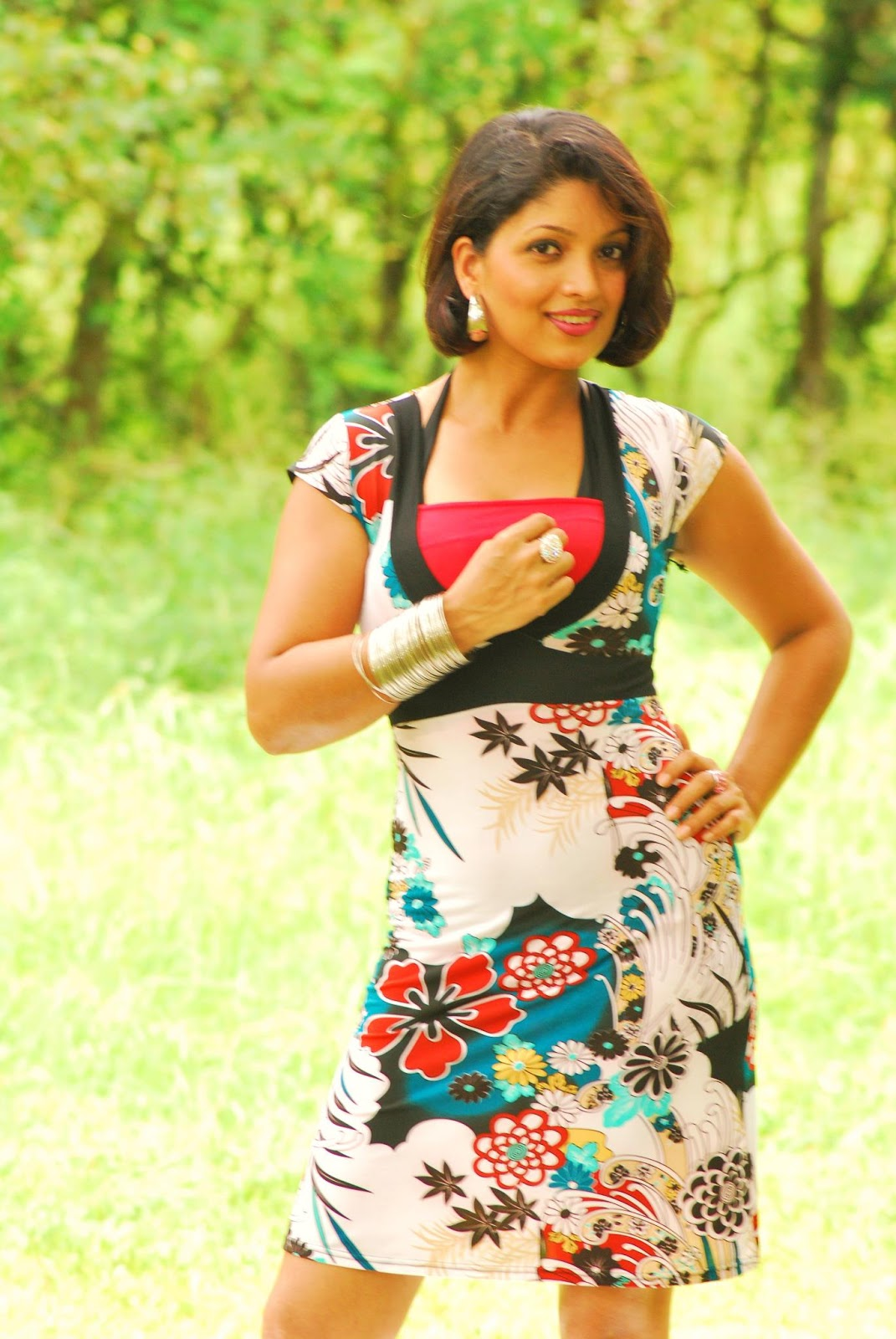 Sri Lankan Actress And Models: Nirosha Perera