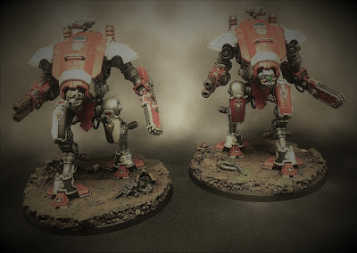 House Taranis Armiger Warglaives