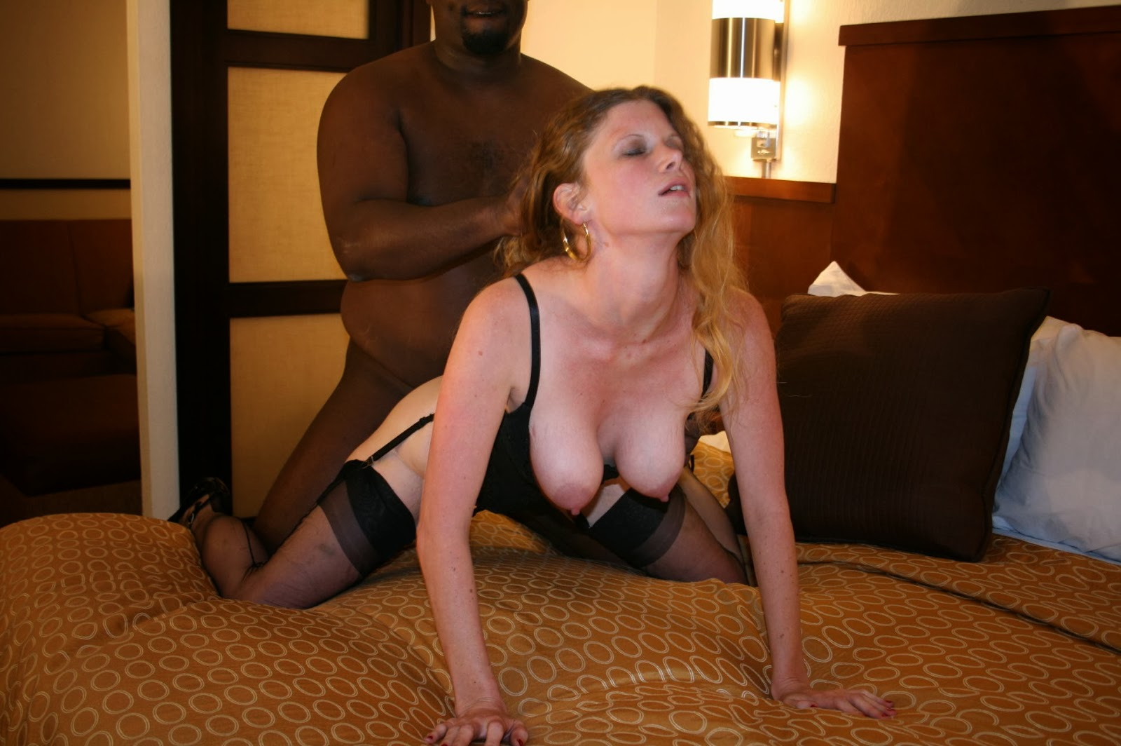 Amateur Wife Interracial Porn