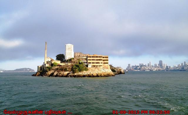 SFO Alcatraz Island