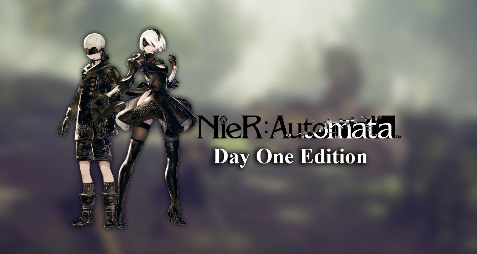 NieR: Automata Day One Edition PC Full Español 2017
